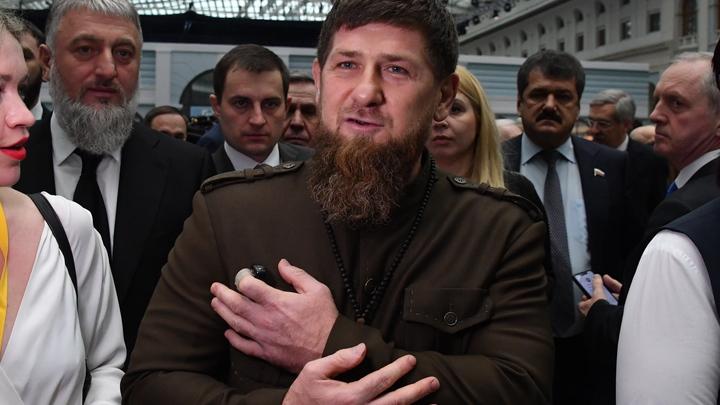 Рамзан Кадыров криком кричал. Но буквами: До каких пор мы будем терпеть травлю?