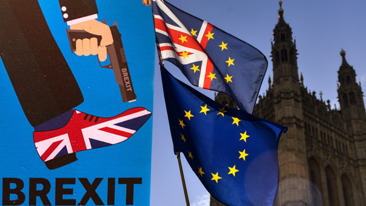 Мэй теряет власть, Brexit идёт вразнос