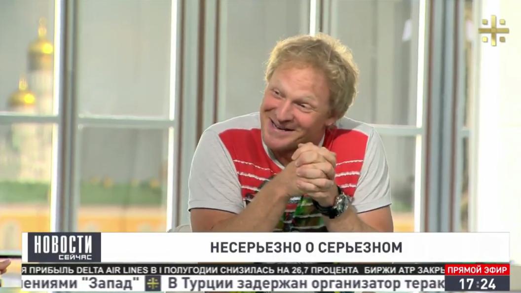 Экс-капитан КВН: Молодежи нужны игры про русских спасателей, а не американских гангстеров