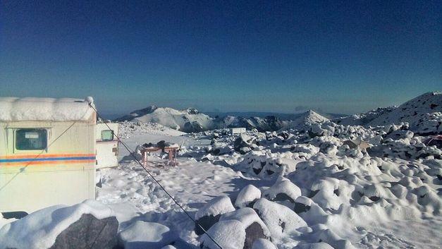 Спасатели четвертый день ищут пропавшую на Эльбрусе туристку
