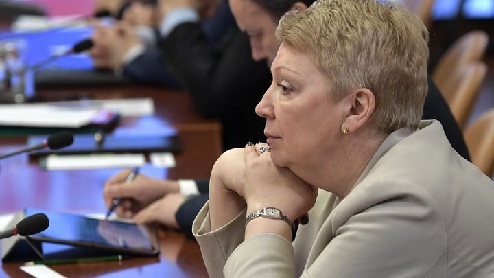 На острие реформ: Васильева возглавит министерство просвещения