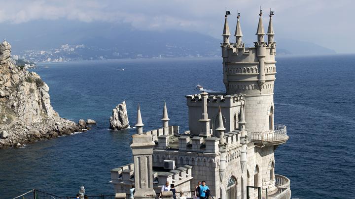 Киевские эксперты подвели итоги Крымской платформы. Народ ударился в фольклор: Хотите анекдот?