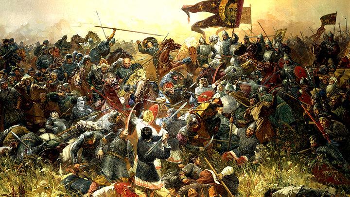Куликовская битва доказала, что русские способны себя защитить