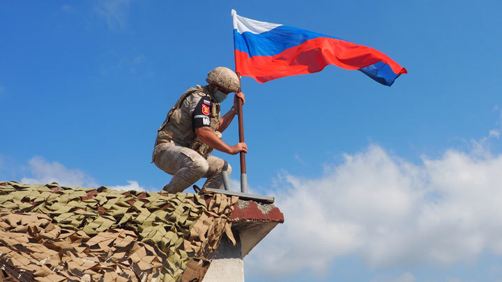 Россия подаёт сигнал Байдену: Как ты ни брыкайся, из Сирии мы вас выдавим