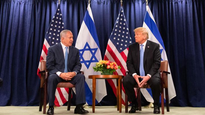 Зачем Трамп дразнит мир Голанами?