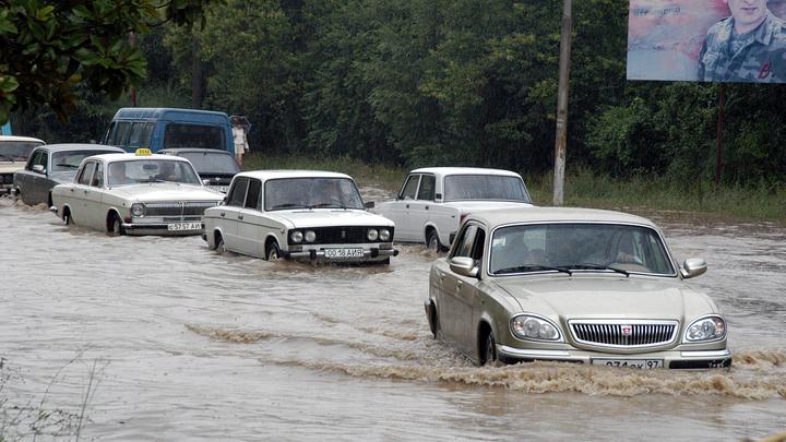 На очереди следующий? В Красноярском крае обрушился мост. Дожди размывают опоры второго