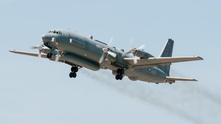 Российский самолёт-разведчик был перехвачен Японией