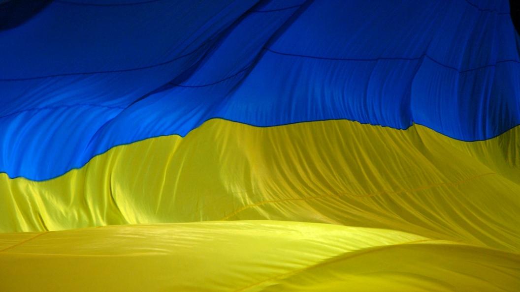 На Украине вызвали полицию из-за отказа детей встать во время гимна