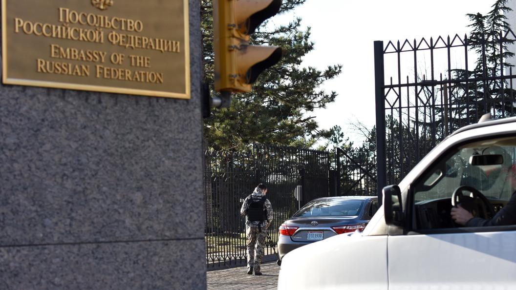 Имя Бориса Немцова будет присвоено площади перед посольствомРФ вВашингтоне
