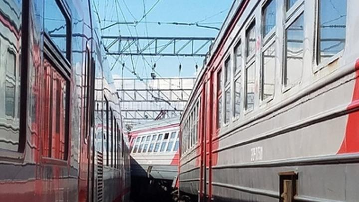 Российские поезда хотят оставить без украинских колёс