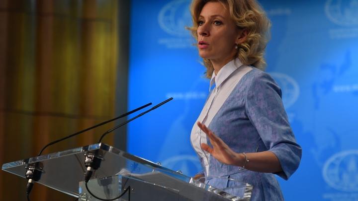 Захарова напомнила Совету Европы о дискриминации нацменьшинств на Украине