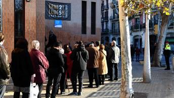 В Каталонии зафиксирована рекордная явка на досрочных выборах в парламент