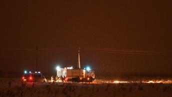 Версия - некачественное топливо: Следователи взяли пробы керосина в Пензе по делу о крушении Ан-148