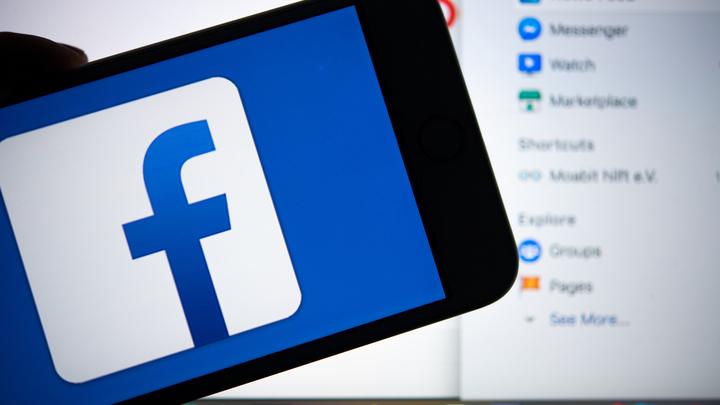Больше не тотально синий: Цукерберг в новом дизайне пренебрег фирменным цветом Facebook