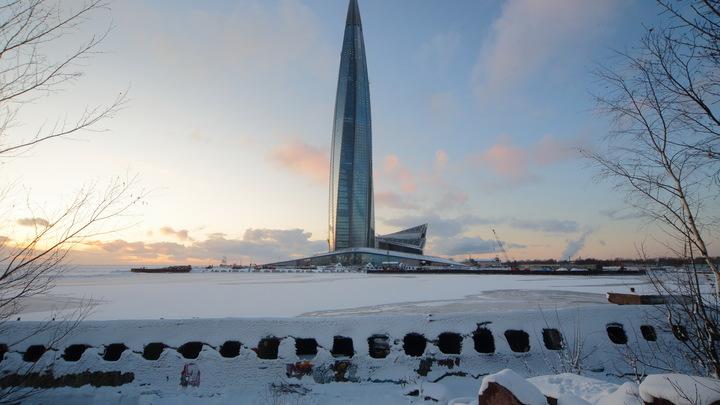 «Лахта центр» в Санкт-Петербурге признали лучшим небоскребом мира