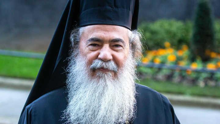 Диалог - путь вперёд: Иерусалимский Патриарх рассказал, как пройдёт Совет Предстоятелей в Аммане