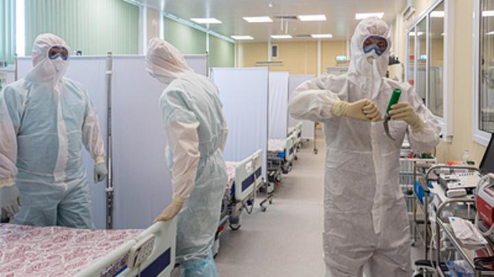 В Челябинске пациент ковидного госпиталя выпал из окна и погиб