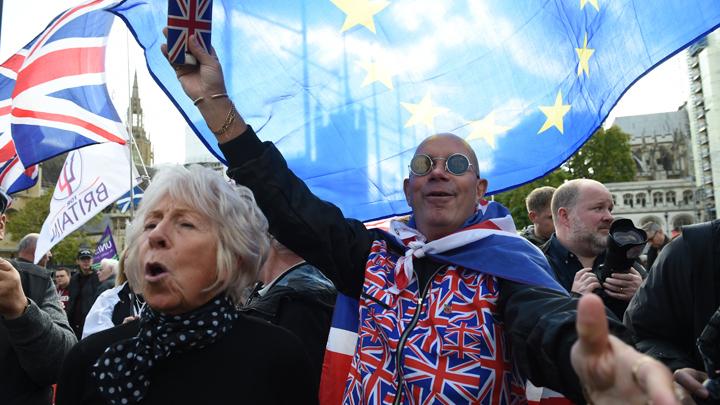 Выборы в Британии — это и есть референдум по Brexit