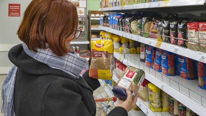 Жена Овечкина пожаловалась на нехватку продуктов в США. Спасает русский магазин