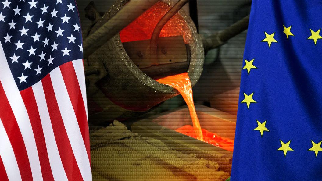 Европа обнародовала план торговой войны с США