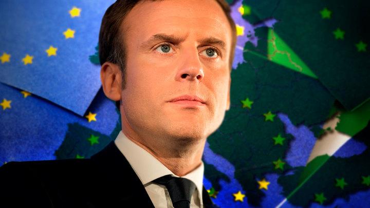 Супергосударство в Европе – версия Макрона