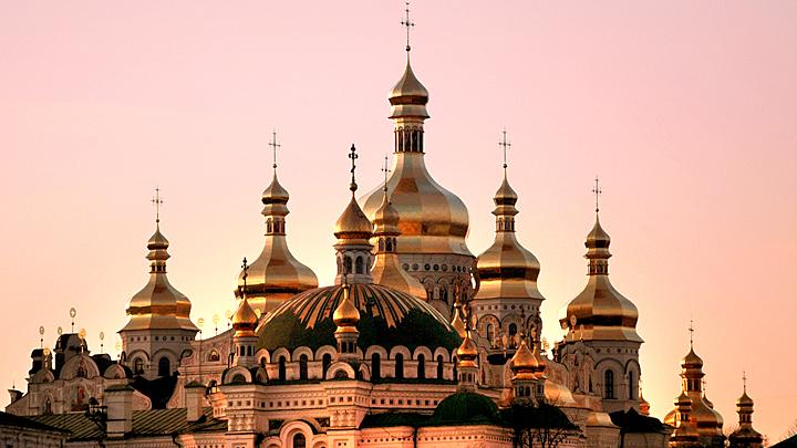 Начало русской святости: Православный Киев отпраздновал день своих Небесных покровителей