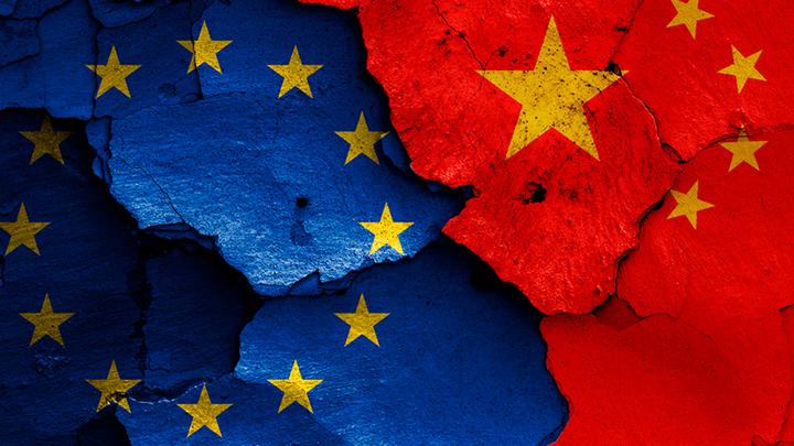 Германия зовёт ЕС на помощь в борьбе с Китаем