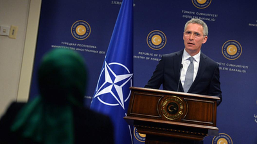 Столтенберг: НАТО несобирается изолировать Российскую Федерацию
