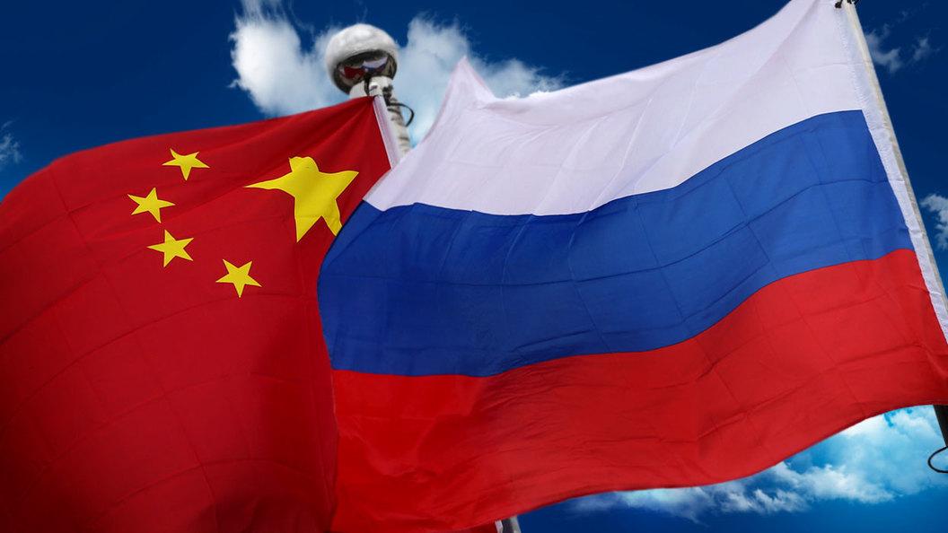 Экпорт-импорт Росиии и Китая