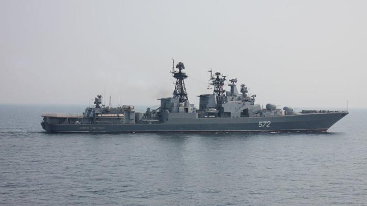 Завтра война? Россия ввела конвойную систему в Мировом океане для защиты своих судов от США