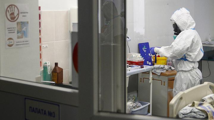 На Кубани еще семь человек скончались с диагнозом коронавирус
