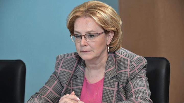 Мы все понимаем: Скворцова ответила на замечание Путина о фокусах с зарплатами медработников