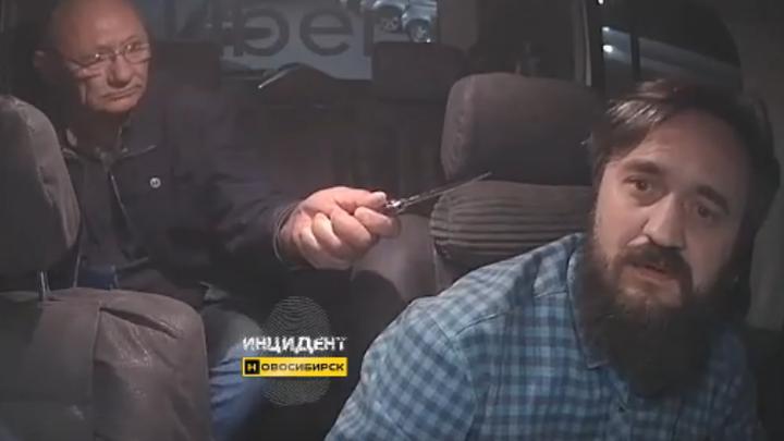 """""""За 200 рублей сесть хотите?"""": пассажир угрожал ножом таксисту, не желая оплачивать поездку"""