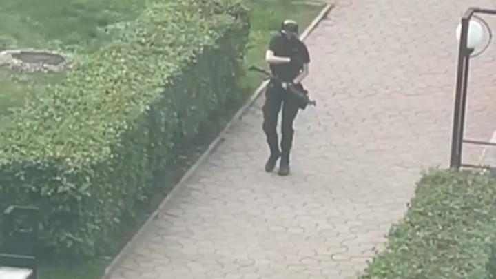 СК проверит преподавателя, который отказался прерывать лекцию во время стрельбы в университете Перми