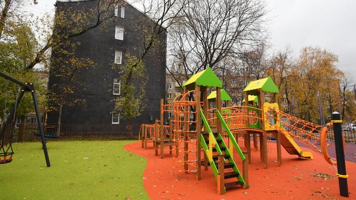 Более 70 детских площадок появится к 800-летию Нижнего Новгорода