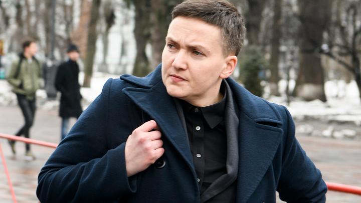 Савченко идёт своим путём