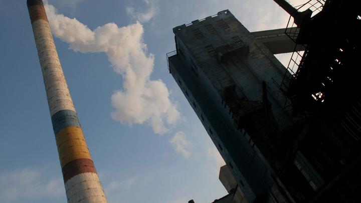 ВВП Украины просел на 1,5% из-за блокады Донбасса