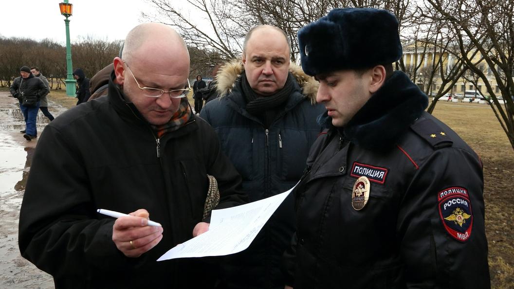Оппозиционер Резник узнал, сколько стоит схватить за шею сотрудника Росгвардии