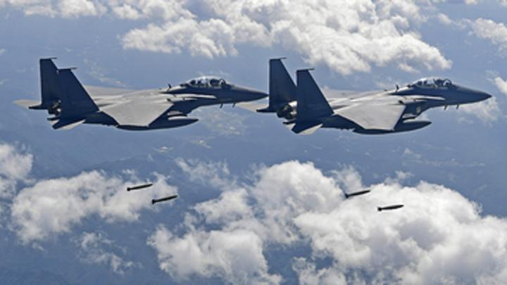 В Южной Корее заявили о русском вторжении: Военный самолет вошел без предупреждения