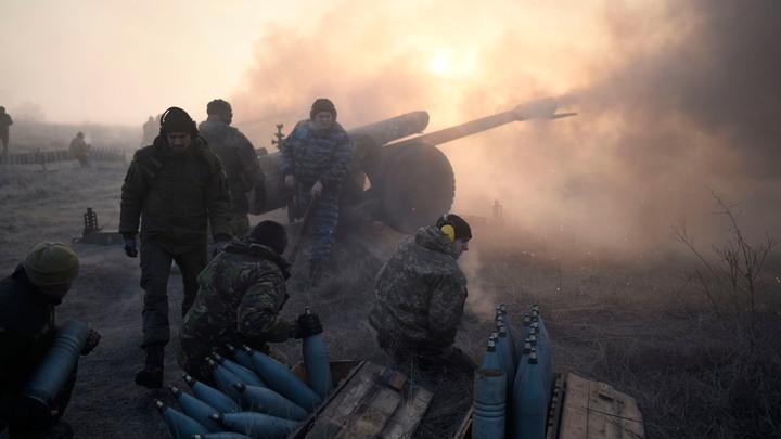 Киеву мало крови: Генштаб Украины готовит новую военную операцию в Донбассе