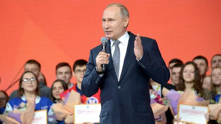 Если не президентом, то кем: Путин раскрыл, чем бы занялся вместо политики
