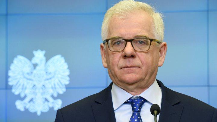 Лишь бы украинцы перестали приезжать: Глава МИД Польши согласен на миротворцев в Донбассе