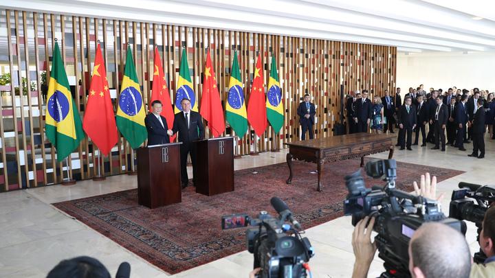 Это Бразилия, сынок: журналисты рассказали о бытовых проблемах на саммите БРИКС