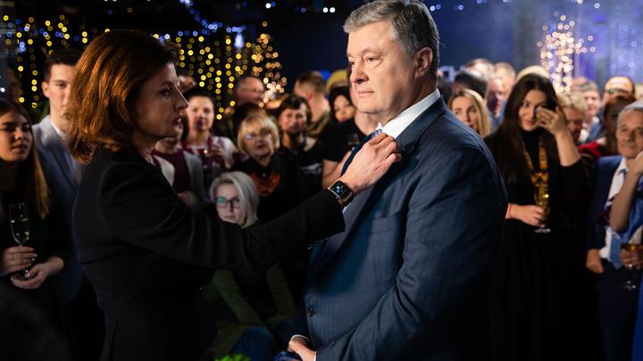 Русский сын - это провокация ФСБ: Украинцы не верят, чтоПорошенко вырастил московоротную свинособаку