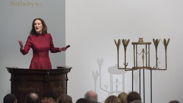 Аукцион Sotheby's побил рекорды, продав картину Модильяни за 157 млн долларов