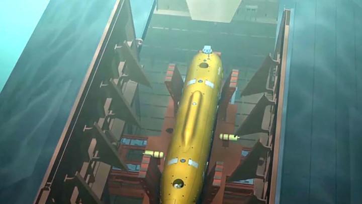 Минобороны Российской Федерации  испытывает беспилотные подводные аппараты «Посейдон»