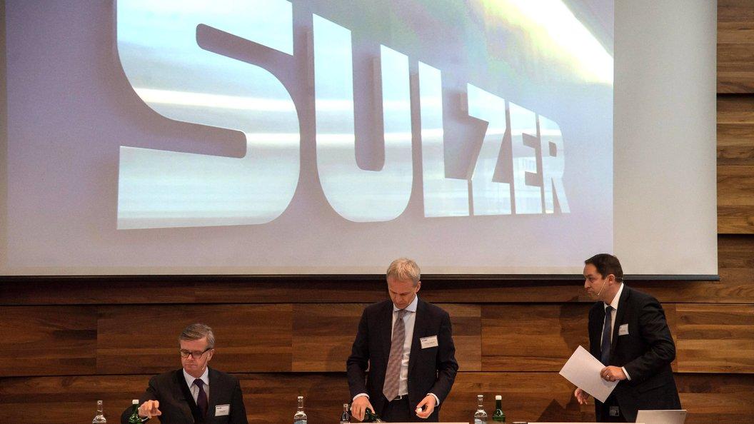 Банки США заморозили счета швейцарского компании Sulzer из-за санкций противРФ