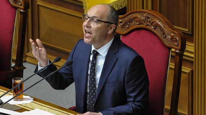 Негласные договоренности уже состоялись: Парубий уверен, что Зеленский подыграл Западу