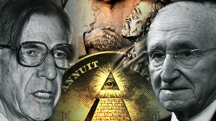 «Мон Пелерин» – тайный инкубатор по выращиванию «экономических гениев»