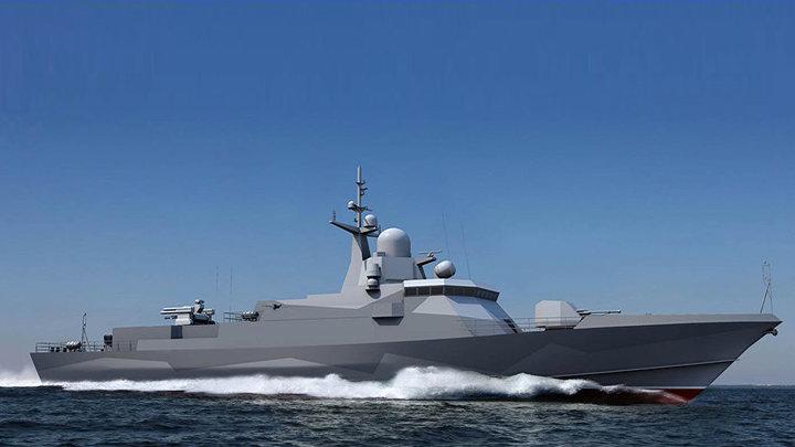 В Петербурге сойдет на воду ракетный «Шквал»
